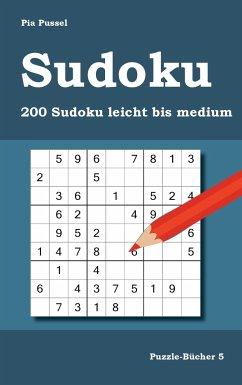 Sudoku 200 Sudoku leicht bis medium