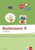 Bücherwurm Sachheft. 4. Schuljahr. Reisefibel (5er-Pack). Thüringen