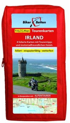 Biker Betten - Irland, 8 Karten