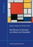 Die Person im Kontext von Moral und Sozialität (eBook, PDF)