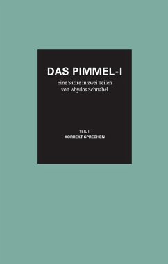 Das Pimmel-I - Band 2 (eBook, ePUB)