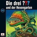 Der Hexengarten / Die drei Fragezeichen - Hörbuch Bd.184 (1 Audio-CD)