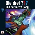 Der letzte Song / Die drei Fragezeichen - Hörbuch Bd.183 (1 Audio-CD)