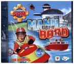 Feuerwehrmann Sam - Mann über Bord, 1 Audio-CD