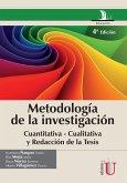 Metodología de la investigación cuantitativa - cualitativa y redacción de la tesis (eBook, ePUB)