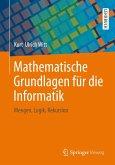 Mathematische Grundlagen für die Informatik (eBook, PDF)
