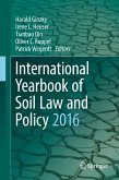 International Yearbook on Soil Law and Policy 2016