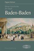 Kleine Geschichte der Stadt Baden-Baden (eBook, PDF)