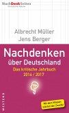 Nachdenken über Deutschland (eBook, ePUB)