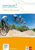 Schnittpunkt Mathematik. 6. Schuljahr. Arbeitsheft mit Lösungsheft und Lernsoftware. Differenzierende Ausgabe. Rheinland-Pfalz