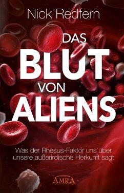 Das Blut von Aliens - Redfern, Nick