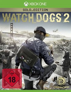 Watch_Dogs 2 Gold Edition (Xbox One)