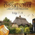 Cherringham - Landluft kann tödlich sein, Sammelband 03: Folge 7-9 (MP3-Download)