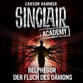 Belphegor - Der Fluch des Dämons / Sinclair Academy Bd.1 (MP3-Download)