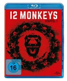 12 Monkeys - Staffel 1 BLU-RAY Box