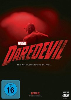 Marvel's DAREDEVIL - Die komplette 1. Staffel (4 DVDs)