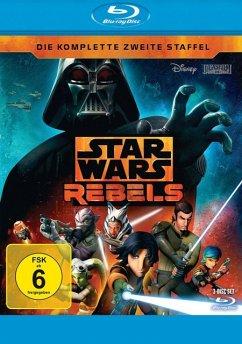 Star Wars Rebels - Staffel 2 Bluray Box