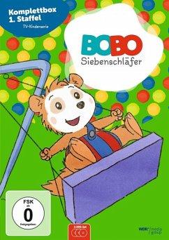 Bobo Siebenschläfer - Komplettbox Staffel 1 DVD-Box