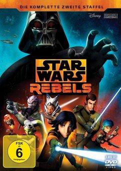 Star Wars Rebels - Staffel 2 DVD-Box