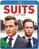 Suits - Season 5 (4 Discs)