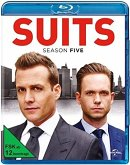Suits - Staffel 5 BLU-RAY Box
