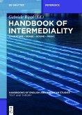 Handbook of Intermediality (eBook, ePUB)