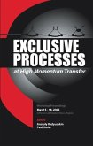 Exclusive Processes at High Momentum Transfer