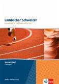 Lambacher Schweizer für die Fachhochschulreife. Mathematik für Berufskollegs I. Lösungen