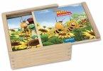 Die Biene Maja Bilderwürfel (Kinderpuzzle)