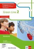 Green Line 2. Workbook mit Audio-CDs und Übungssoftware 6. Ausgabe Baden-Württemberg