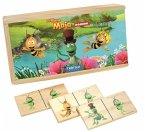 Die Biene Maja Domino (Kinderspiel)