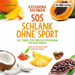 SOS Schlank ohne Sport - (MP3-Download) - Bachman, Katharina