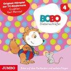 Bobo Siebenschläfer. Bobo auf dem Dachboden und weitere Folgen. (MP3-Download)