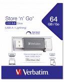 Verbatim iStore n Go 64GB Lightning USB 3.0