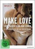 Make Love - Liebe machen kann man lernen - Staffel 1-4 DVD-Box
