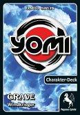 Pegasus 17427G - Yomi Einzeldeck Grave, Kartenspiel, Erweiterung