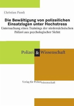 Die Bewältigung von polizeilichen Einsatzlagen ...