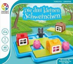 Die 3 kleinen Schweinchen (Kinderspiel)