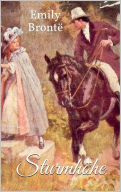 Sturmhöhe (Wuthering Heights) (eBook, ePUB) - Brontë, Emily