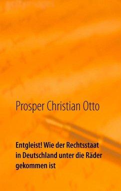 Entgleist! Wie der Rechtsstaat in Deutschland unter die Räder gekommen ist (eBook, ePUB)