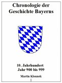 Chronologie Bayerns 10 (eBook, ePUB)