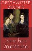 Jane Eyre / Sturmhöhe (Wuthering Heights) (eBook, ePUB)