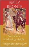Sturmhöhe / Wuthering Heights (Zweisprachige Ausgabe: Deutsch - Englisch / Bilingual Edition: German - English) (eBook, ePUB)