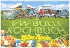 VW Bulli Kochbuch Rides Again