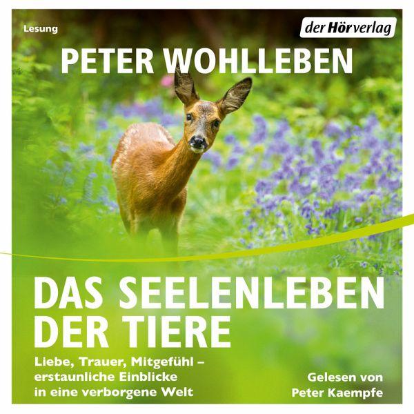 Das Seelenleben der Tiere (MP3-Download) - Wohlleben, Peter