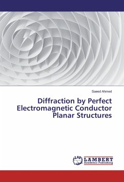 Diffraction by Perfect Electromagnetic Conductor Planar Structures