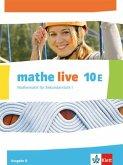 mathe live. Schülerbuch 10. Schuljahr. Ausgabe N
