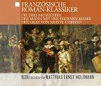 Französische Roman-Klassiker, 6 Audio-CDs