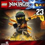 LEGO Ninjago Bd.23 (1 Audio-CD)