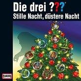 Die drei ??? Adventskalender - Stille Nacht, düstere Nacht, 3 Audio-CDs